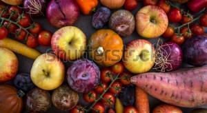 Jabłka i ziemniaki - najpopularniejszymi owocami i warzywami w listopadzie