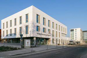 Budowa warszawskiego domu Ronalda McDonalda na finiszu