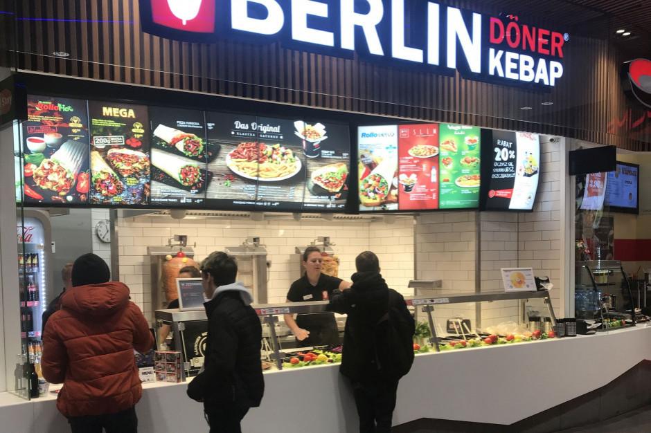 Berlin Doner Kebap w CH Auchan Swadzim