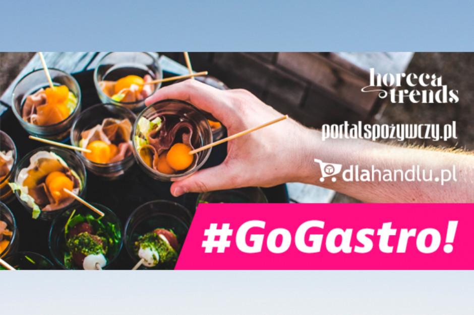 #GoGastro! Wspierajmy sektor cierpiący wskutek pandemii COVID-19