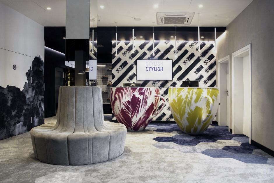 Pracownia Tremend zaprojektowała hotel ibis Styles w Bolesławcu, fot. materiały prasowe