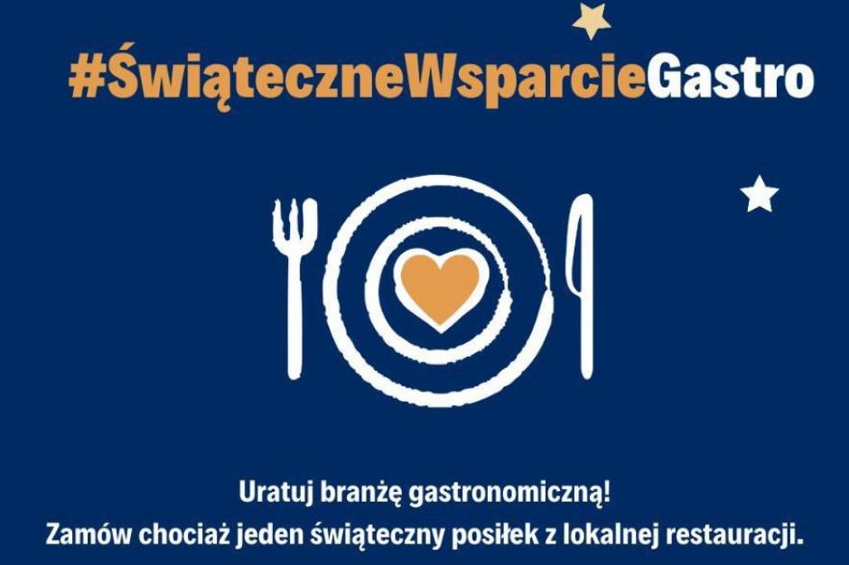 Anna Lewandowska zachęca do pomocy branży gastronomicznej