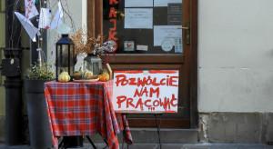 Manifestacje w polskich miastach. Protestują przedsiębiorcy m.in. z sektora HoReCa