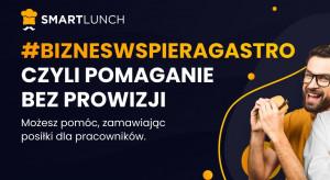 SmartLunch uruchomił inicjatywę #BiznesWspieraGastro