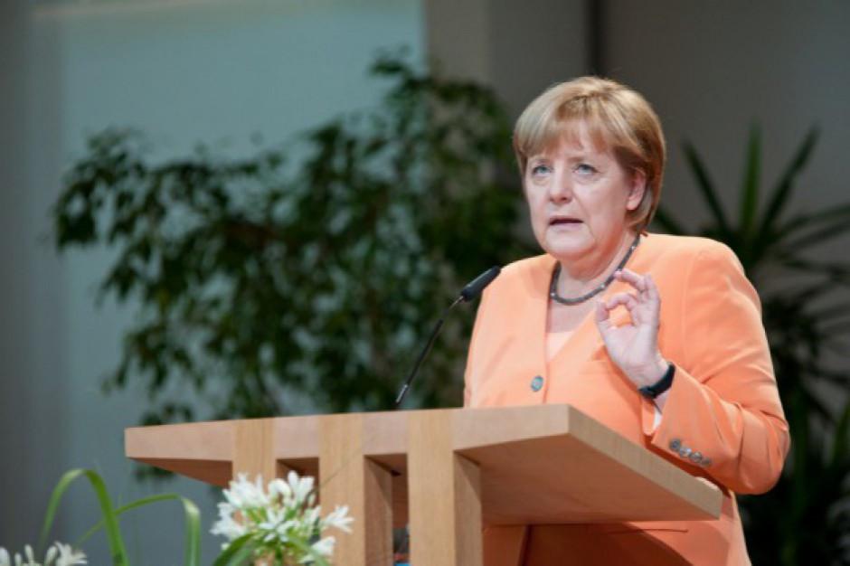 Angela Merkel odradza wszelkie wyjazdy krajowe i zagraniczne