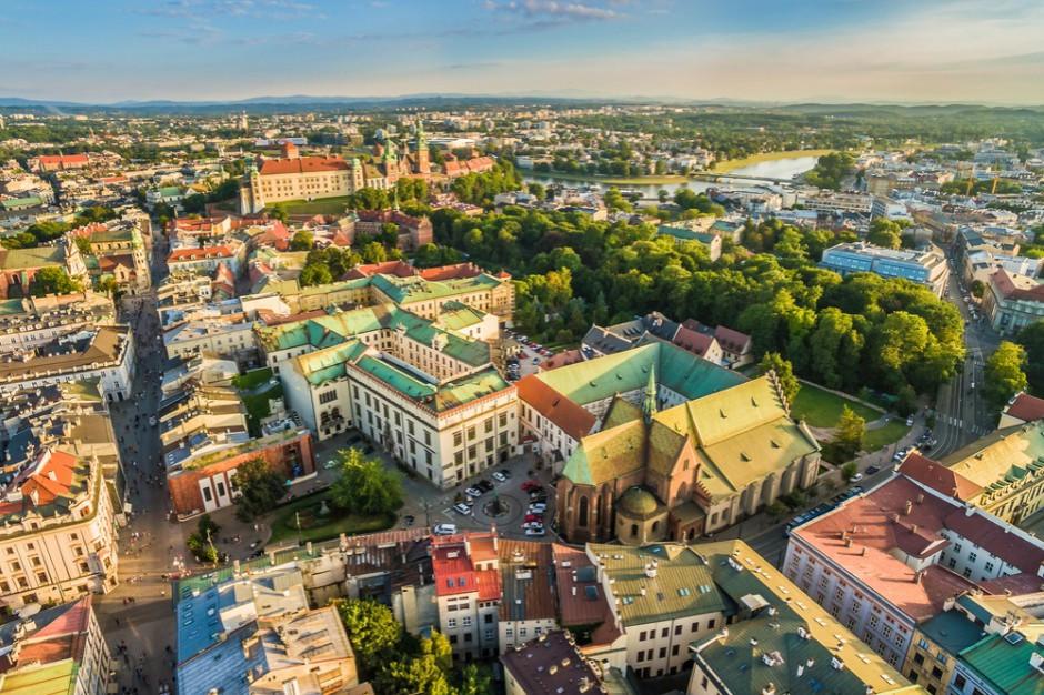 Ponad 6 mln turystów mniej w Krakowie