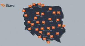 Stava uruchamia nowe oddziały w siedmiu lokalizacjach