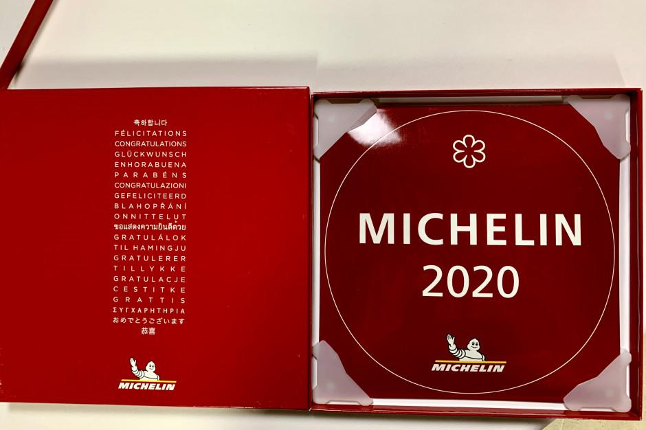 Uroczystość wręczenia Gwiazdek Michelin 2020 inna niż zwykle