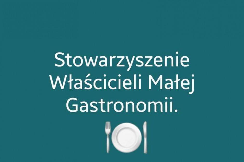 Powstało Stowarzyszenie Właścicieli Małej Gastronomii