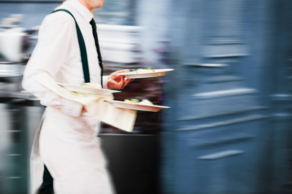 Gastronomia, hotelarstwo i targi - w tych branżach będą zwolnienia