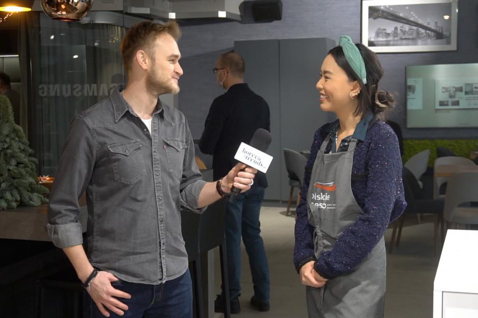 Ola Nguyen: oprócz gotowania zamawiajmy jedzenie na święta, żeby wspomóc gastronomię (wideo)