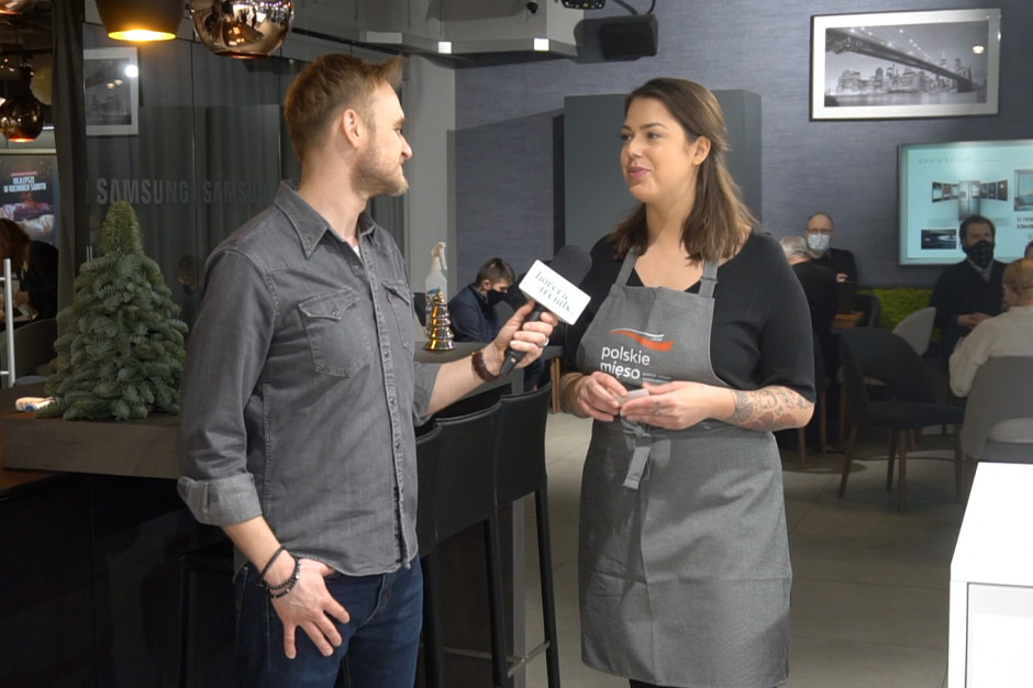 Adriana Marczewska: 2021 na pewno będzie kolejnym wyjątkowym rokiem dla gastronomii (wideo)