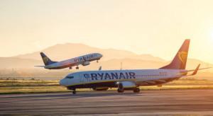 Ryanair znacznie obniżył spodziewaną roczną liczbę pasażerów