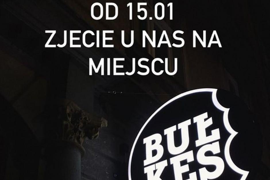 Katowicki Bułkęs ogłasza, że otwiera lokal dla gości pomimo zakazów