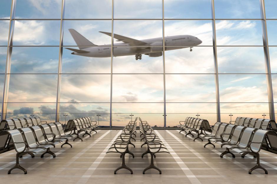 Kraków Airport prognozuje obsłużenie o połowę mniej pasażerów niż w 2019 r.