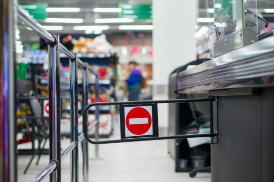 W najbliższą niedzielę sklepy zamknięte