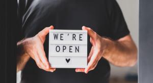 Mapa biznesów otwartych pomimo obostrzeń rośnie powoli