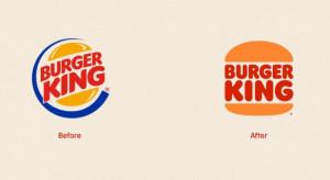 Ekspert: nowe logo Burger Kinga
