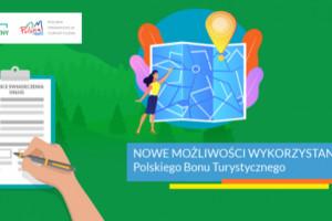 Zmiany w Polskim Bonie Turystycznym – przedsiębiorcy i beneficjenci mogą więcej