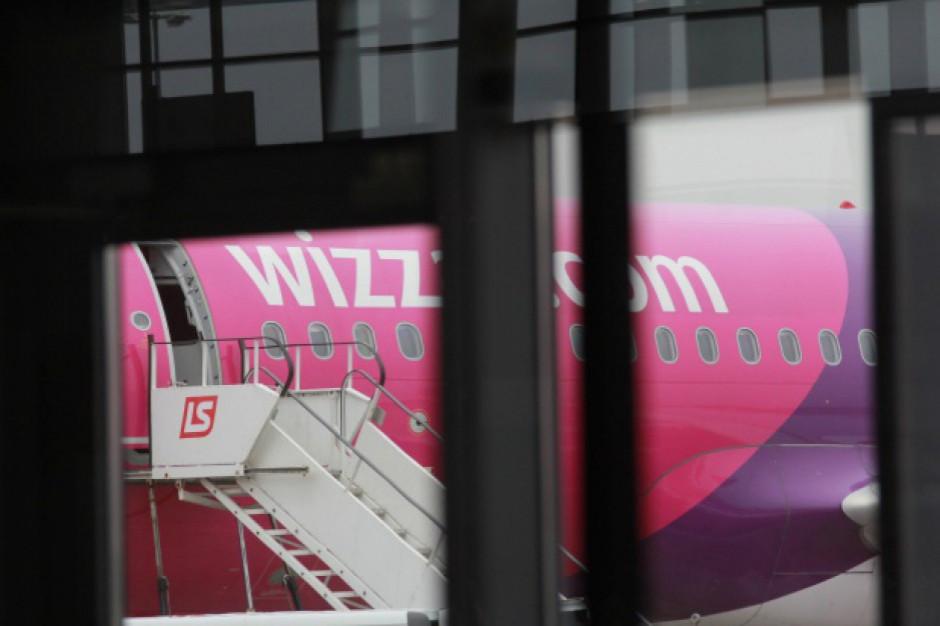 Wizz Air ukarany grzywną 28 000 euro za sposób obsługi klientów