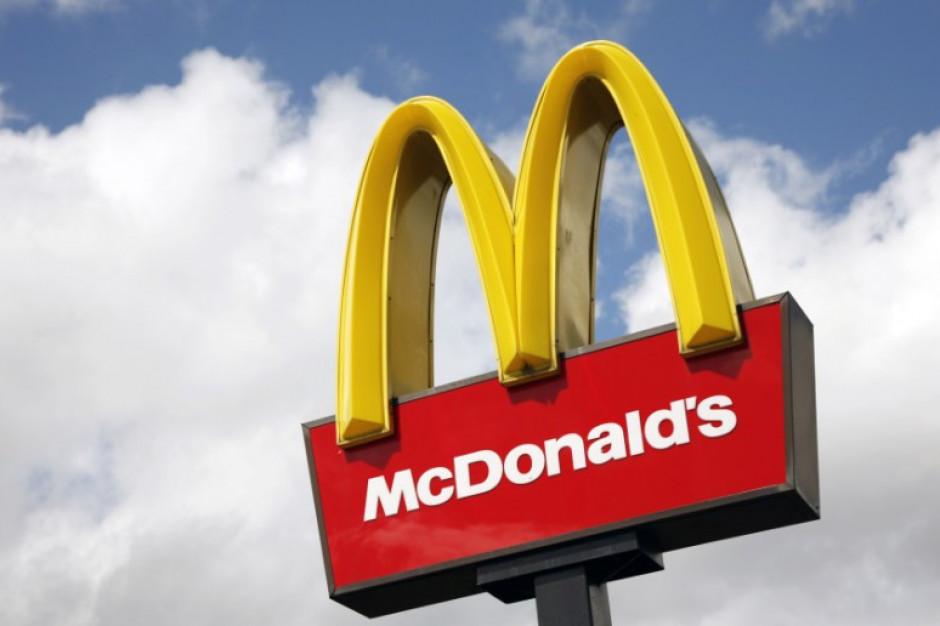 McDonalds wychodzi na prostą. Jednak nie na wszystkich rynkach