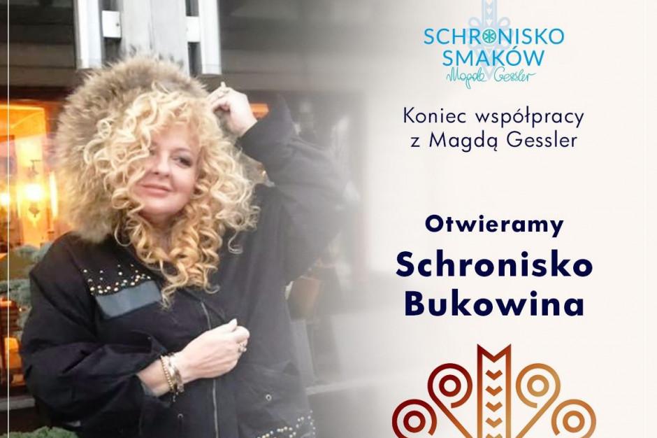 Magda Gessler i Schronisko Smaków w Bukowinie Tatrzańskiej kończą współpracę