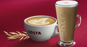Costa Coffee wprowadza wegański napój owsiany