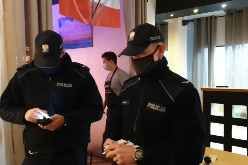 We Wrocławiu policja uniemożliwiła otwarcie klubu nocnego
