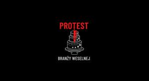 Trwa protest branży weselnej