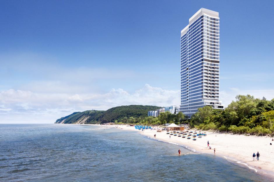 Międzyzdroje: inwestor wybuduje 112-metrowy hotel przy plaży?