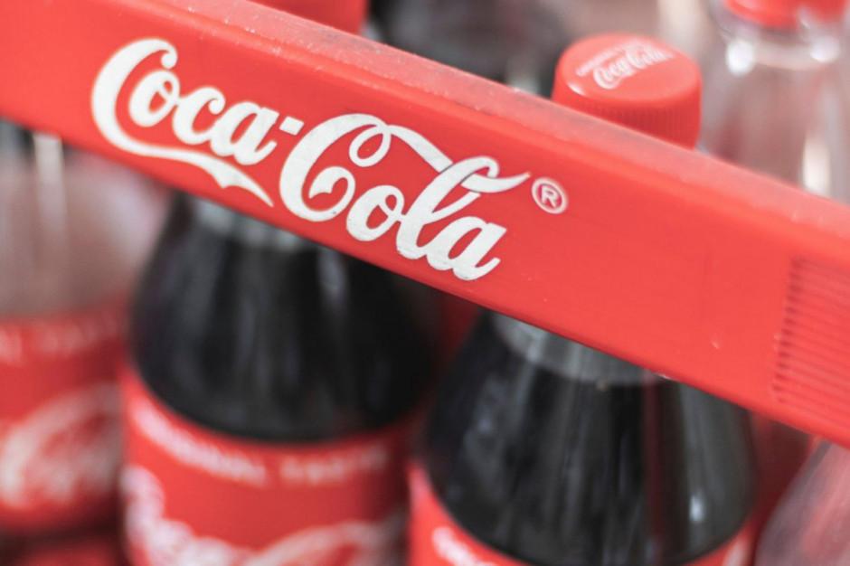 Coca-Cola stworzyła butelki w 100 proc. z recyklingu