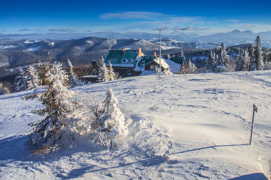 Śląskie: Powstała internetowa mapa tras i środków narciarskich w regionie