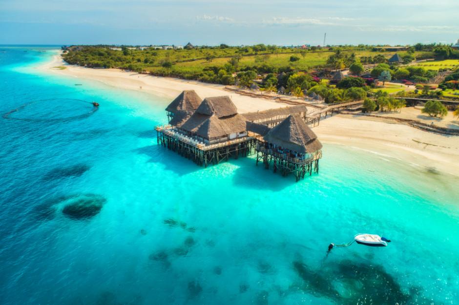 Ok.180 ukraińskich turystów nie może wyjechać z Zanzibaru