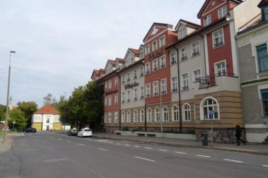 Hotel Wileński na sprzedaż