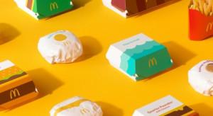McDonald's zmienia opakowania