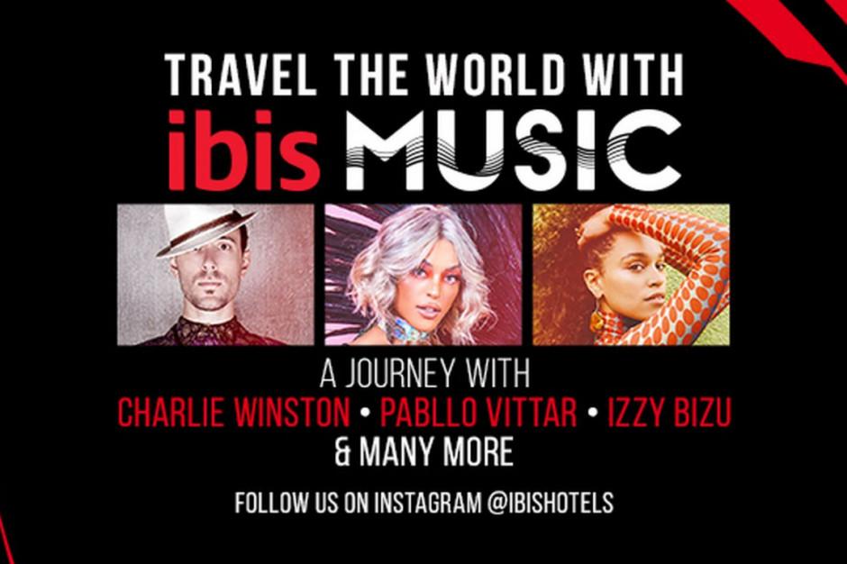 Sieć Accor przygotowała wirtualną trasę koncertową ibis MUSIC We Are Open