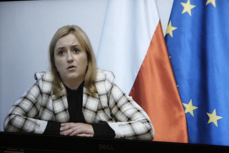 Semeniuk odpowiada protestującym przedsiębiorcom z Warmii i Mazur