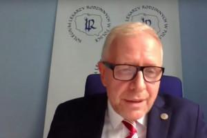 Dr Sutkowski: trzecia fala koronawirusa się wznosi