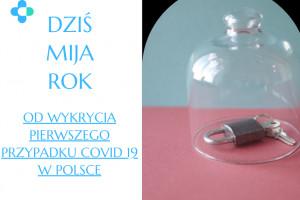 Rok temu potwierdzono pierwszy przypadek koronawirusa w Polsce