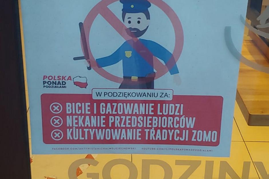 Burgerownia w Toruniu nie obsługuje policjantów