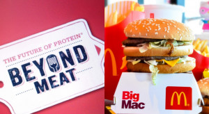 Beyond Meat globalnym partnerem McDonald's