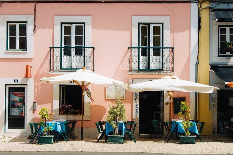 Restauracje i hotele w Portugalii na skraju upadłości
