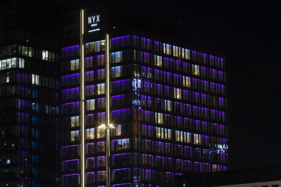NYX Hotel Warsaw już otwarty