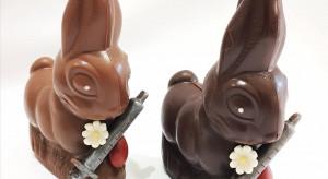 Wielkanocne, czekoladowe zające ze strzykawkami hitem na Węgrzech