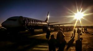Ogromne spadki lotów realizowanych przez linie lotnicze