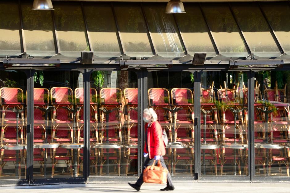 Połowa lokali gastronomicznych zawiesiła działalność lub została zlikwidowana