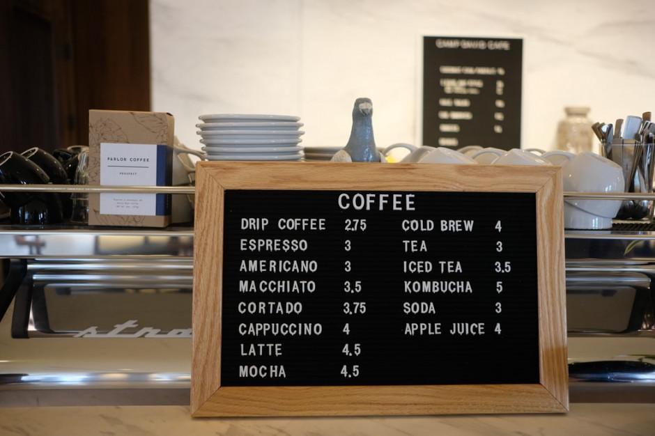 David Lynch obejmie patronatem kawiarnię w Polsce