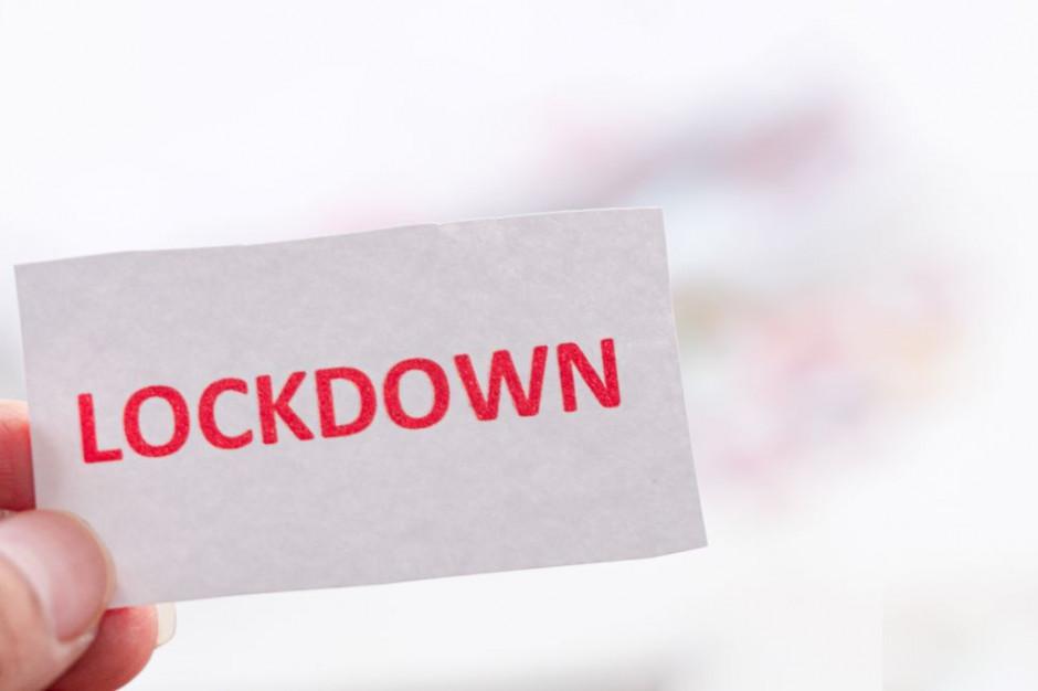 Lockdown całego kraju wisi w powietrzu