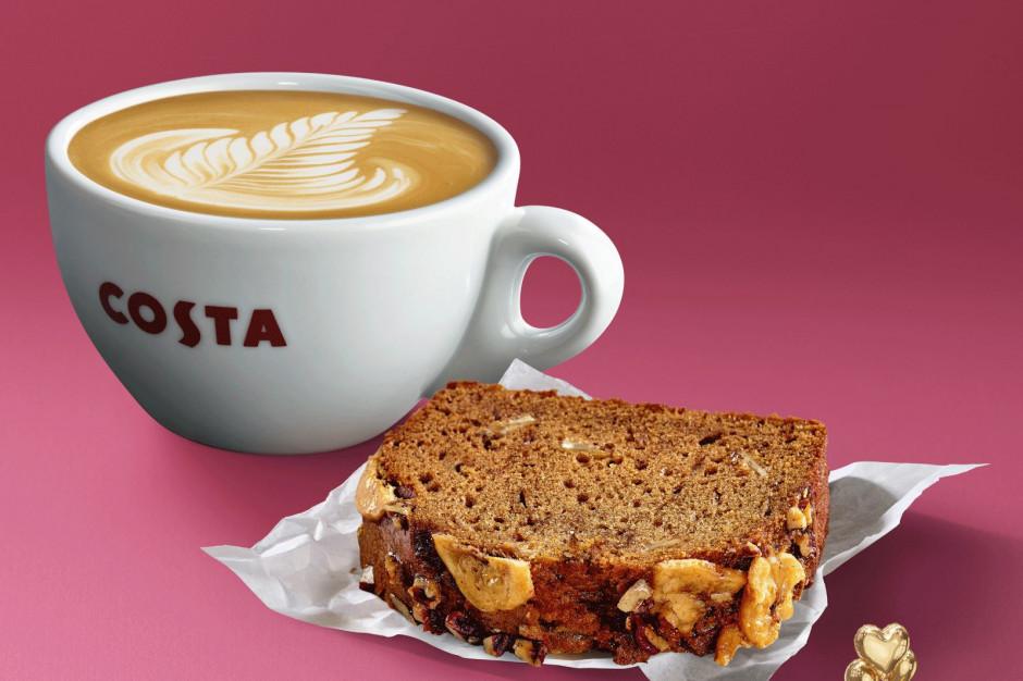 Costa Coffee z urodzinowym zestawem
