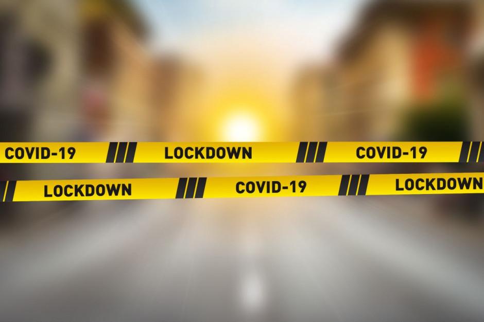 Lockdown na horyzoncie?